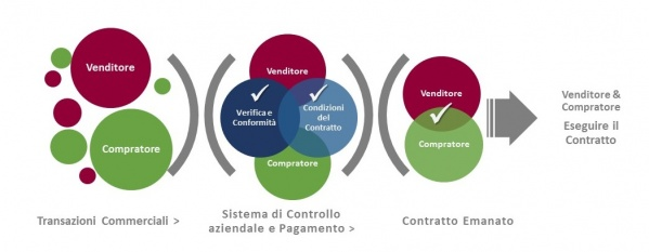 Contractual Process Diagram IT